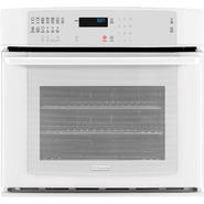 "Electrolux 30"" Single Wall Oven w/ IQ™ Controls - White at Sears.com"
