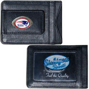 Siskiyou New England Patriots NFL Magnetic Money Clip and Card Holder at Kmart.com