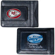 Siskiyou Kansas City Chiefs NFL Magnetic Money Clip and Card Holder at Kmart.com