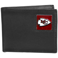 Siskiyou Kansas City Chiefs NFL Leather Bi-fold Wallet at Kmart.com