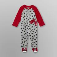 Small Wonders Infant Boy's Sleeper Pajamas - Dirt Bike at Kmart.com