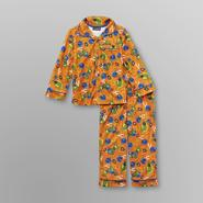 Joe Boxer Toddler Boy's Flannel Pajamas - Football Dinosaur at Kmart.com