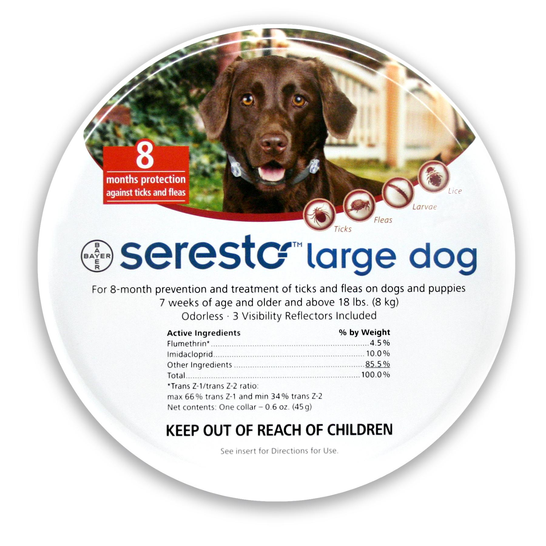 Seresto Large Dog Kmart