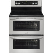 Frigidaire Gallery 7 cu. ft. Double-Oven Electric Range - Stainless Steel at Sears.com