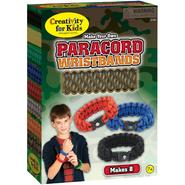 Creativity for Kids by Faber-Castell Make Your Own Paracord Wristbands Kit at Kmart.com