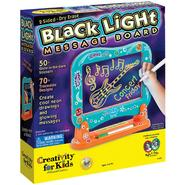 Creativity for Kids by Faber-Castell Black Light Message Board Kit at Kmart.com