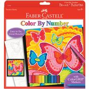 Creativity for Kids by Faber-Castell Color By Number Kit Bloomin' Butterflies at Kmart.com