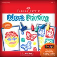 Creativity for Kids by Faber-Castell Do Art Block Printing Kit at Kmart.com