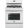 Gallery 5.0 cu. ft. Freestanding Gas Range w/ Effortless™ Temperature Probe - White