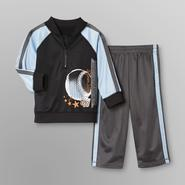 WonderKids Infant & Toddler Boy's Athletic Jacket & Pants at Kmart.com