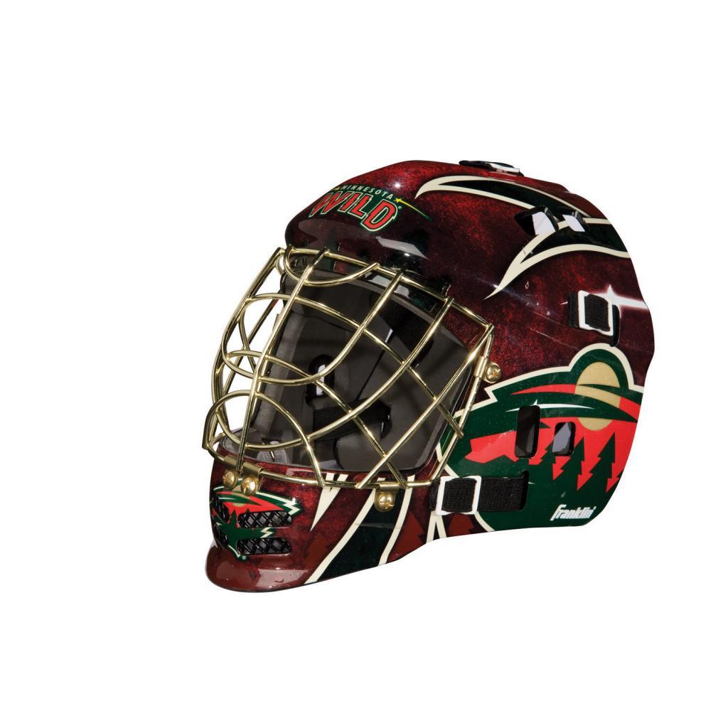 NHL Minnesota Wild Mini Goalie Mask