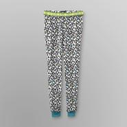 Joe Boxer Women's Plush Terry Pajama Pants - Animal Print at Kmart.com
