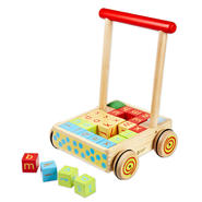Classic Toy Baby Walker w/28 blocks at Sears.com