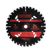 Craftsman 7 1/4-36T Carbide Blade at Craftsman.com