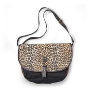 Bongo Junior's Canvas Messenger Bag - Leopard Print at Kmart.com