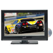 "Supersonic 24"" LED HDTV with Built-In DVD Player at Sears.com"