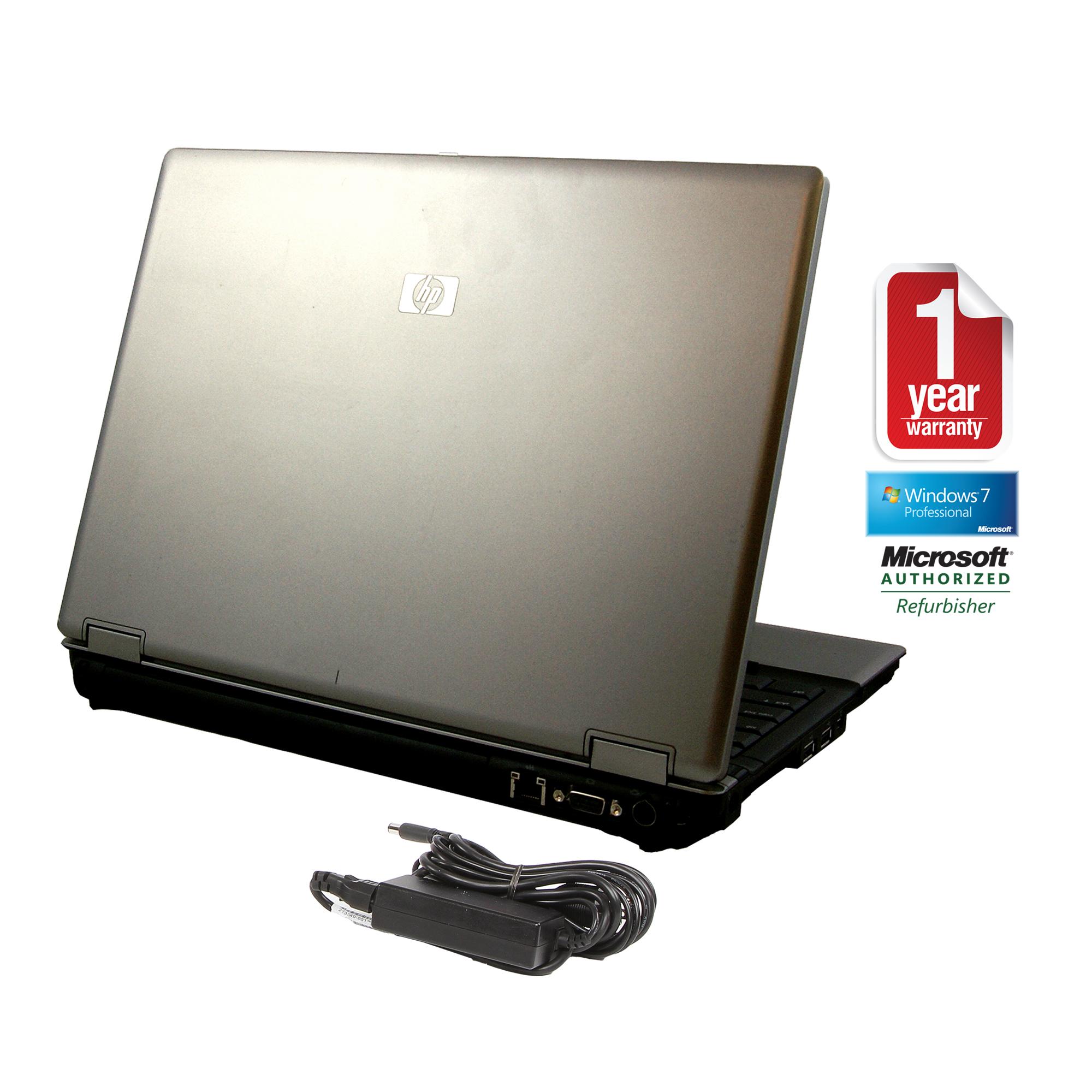 HP 6530B refurbished laptop PC C2D-2.53/4/160/DVDRW/14