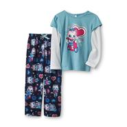 Joe Boxer Toddler Girl's Pajamas - French Cat at Kmart.com