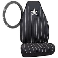 Nautical Star Seat Covers and Steering Wheel Cover Bundle at Kmart.com