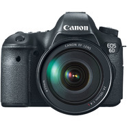 Canon EOS 6D 20.2MP Digital SLR Camera with EF 24-105mm f/4L IS USM Standard Zoom Lens at Sears.com
