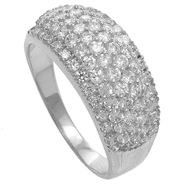 Vedere Le Stelle™ Simulated Diamond Ring at Sears.com