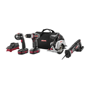 Craftsman C3 19.2-Volt 4-Piece Lithium Combo Kit at Craftsman.com