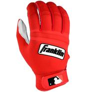 Franklin Sports MLB Adult Cold Weather Batting Glove Pearl/Red Small at Kmart.com