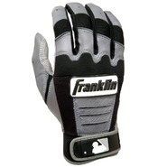 Franklin Sports MLB Youth CFX Pro Batting Glove Gray/Black Medium at Kmart.com