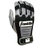 Franklin Sports MLB Adult CFX Pro Batting Glove Gray/Black Small at Kmart.com