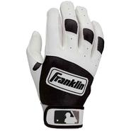 Franklin Sports MLB Youth Classic Series Batting Glove White/Black Medium at Kmart.com