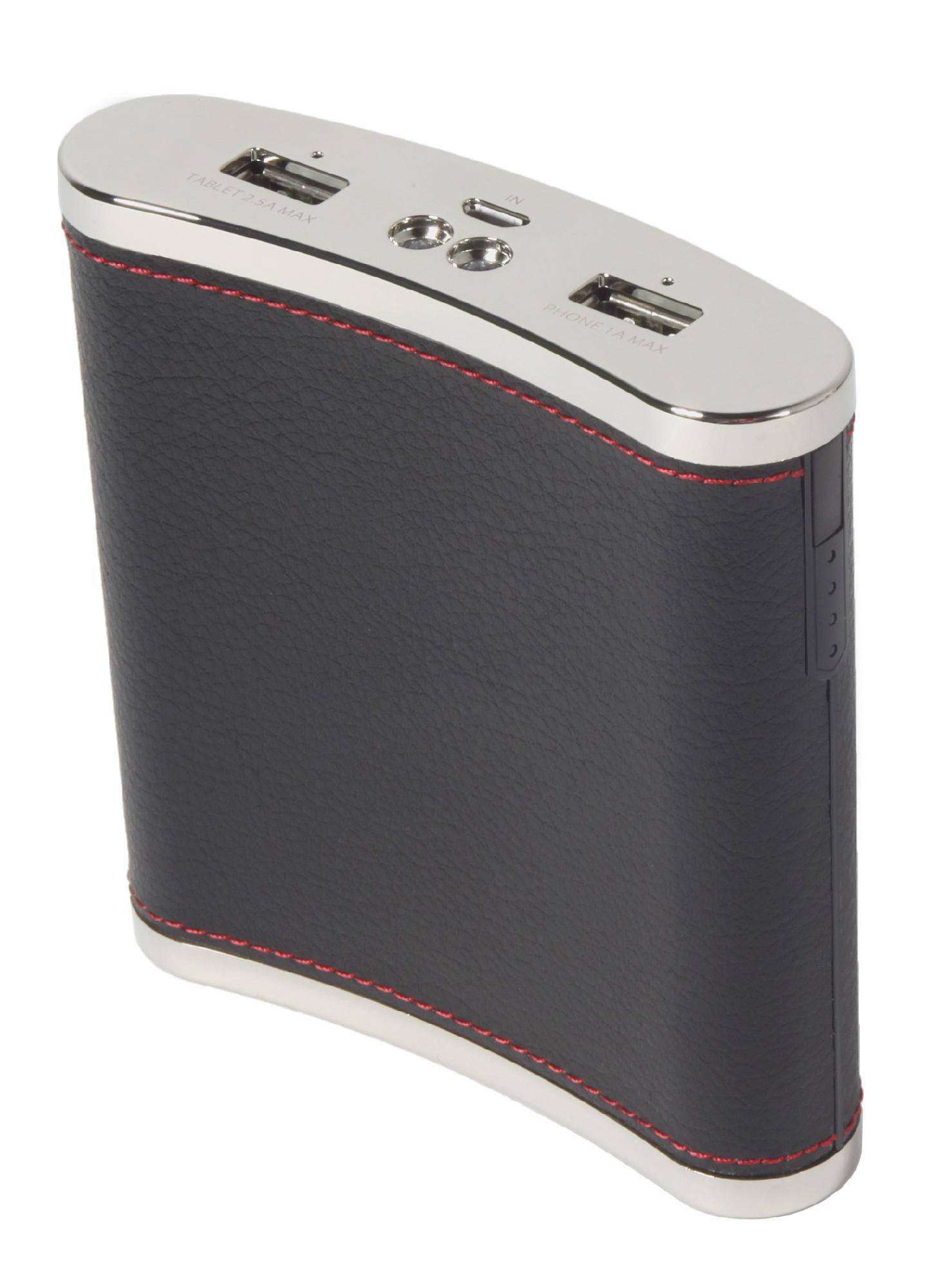Digital Treasures 13000 mAh Portable Charging Power Bank PartNumber: 018V004913836000P KsnValue: 018V004913836000 MfgPartNumber: 8650
