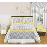 Sweet Jojo Designs Zig Zag Collection 3pc Full/Queen Bedding Set at Kmart.com