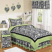 Sweet Jojo Designs Zebra Collection 3pc Full/Queen Bedding Set at Kmart.com
