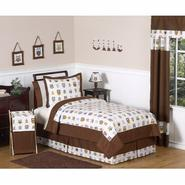 Sweet Jojo Designs Owl Collection 3pc Full/Queen Bedding Set at Kmart.com