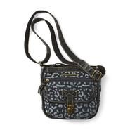 Joe Boxer Women's Free Fall Compact Crossbody Purse - Leopard Print at Kmart.com