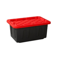 Essential Home 15-Gallon Tough Tote and Lid at Kmart.com