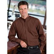 Edwards Men's Long Sleeve Banded Collar Shirt at Sears.com