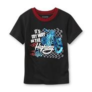 WonderKids Infant & Toddler Boy's T-Shirt - Motorcycle at Kmart.com