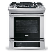 "Electrolux 30"" Gas Slide-In Electric Range w/ Wave-Touch® Controls - Stainless Steel at Sears.com"