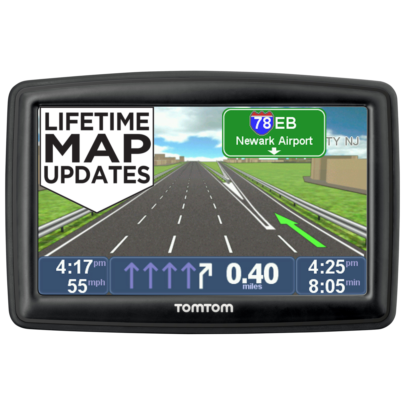 TomTom  5.0'' Start 50M GPS w/ Lifetime