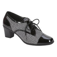 I Love Comfort Women's Oxford Patricia - Black at Kmart.com