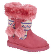 Canyon River Blues Toddler Girl'sFashion  Boot Evelyn - Fuchsia at Sears.com