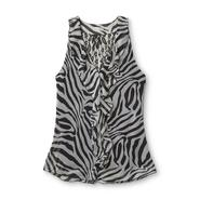 Heart Soul Junior's Sleeveless Blouse - Ruffles & Lace at Sears.com