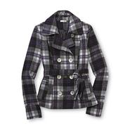 Bongo Junior's Walking Jacket & Belt - Plaid at Sears.com