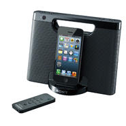 Sony iPod® Speaker Dock RDP-M7IPBLKN at Sears.com