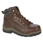 Craftsman Women's Khloe Brown Leather Work Boot at Kmart.com