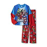 Marvel Avengers Assemble Boy's Pajama Top & Pants at Kmart.com