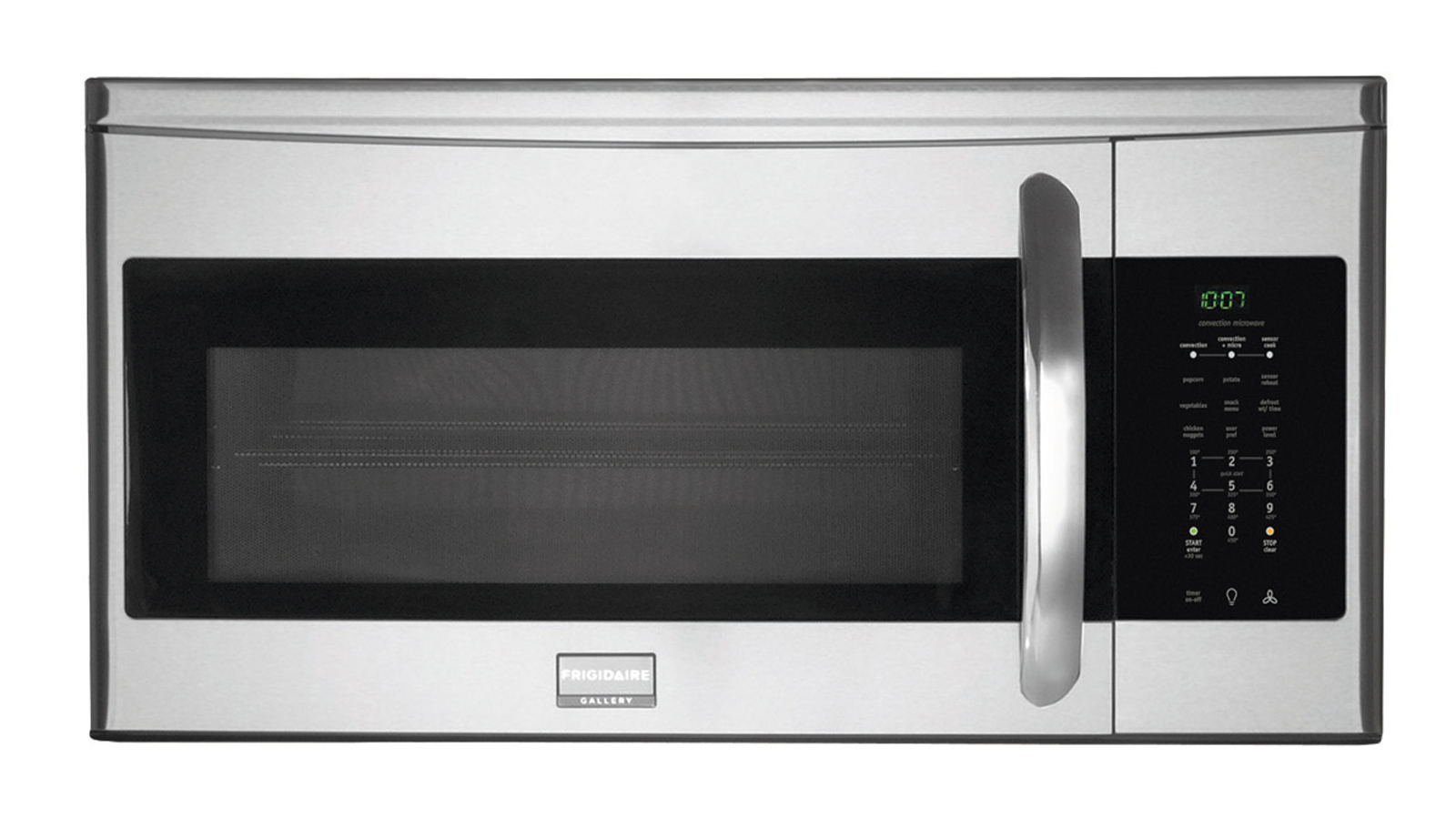 Frigidaire Gallery 1.5 cu. ft. Over-the-Range Microwave w/ Convection - Stainless Steel