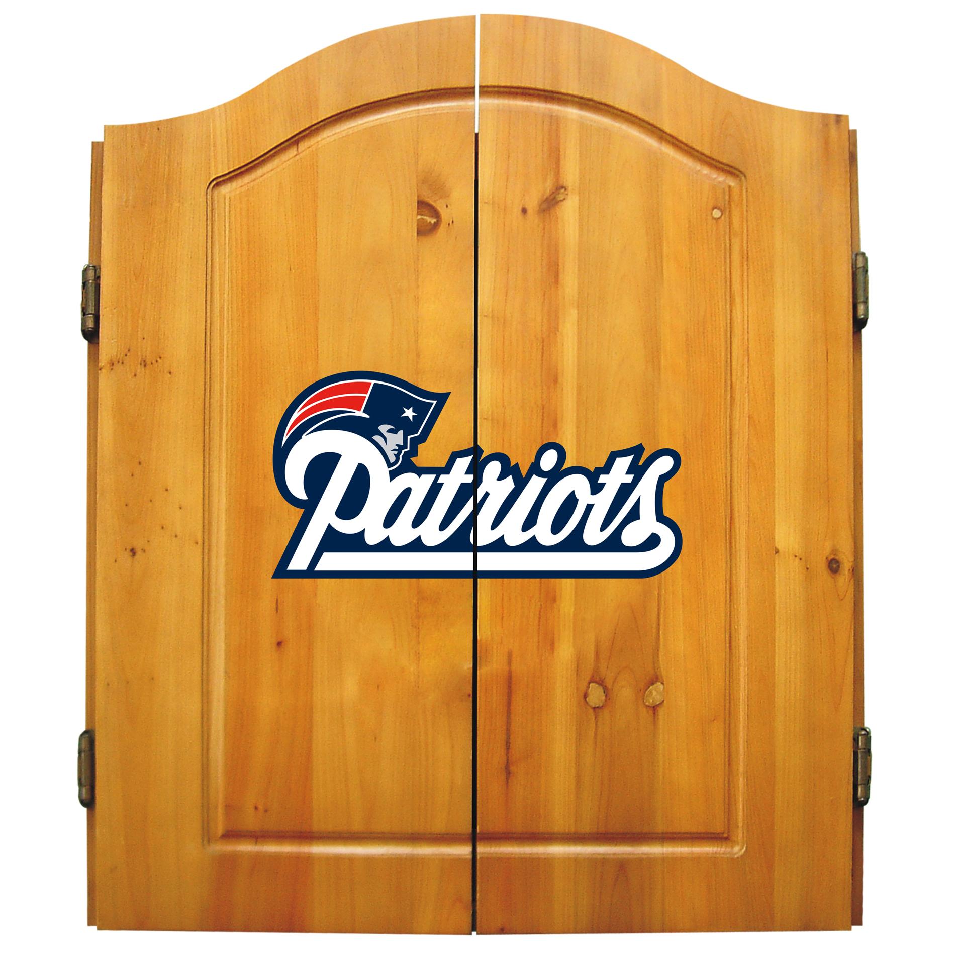 Imperial International NFL Dart Cabinet New England Patriots