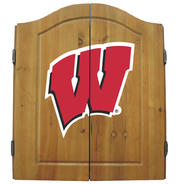 NCAA Dart Cabinet University of Wisconsin Badgers at Kmart.com